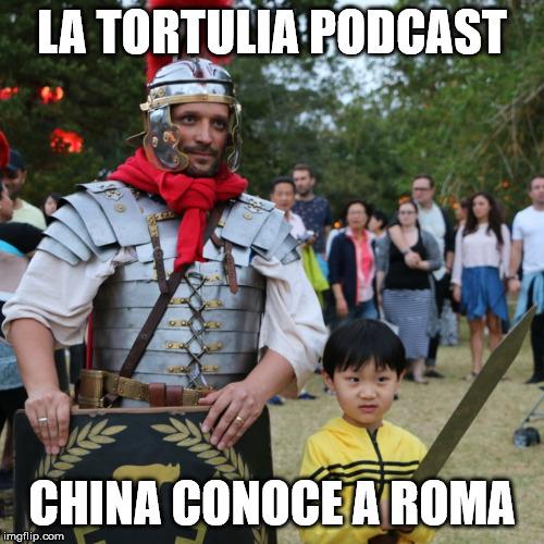 China-Conoce-Roma