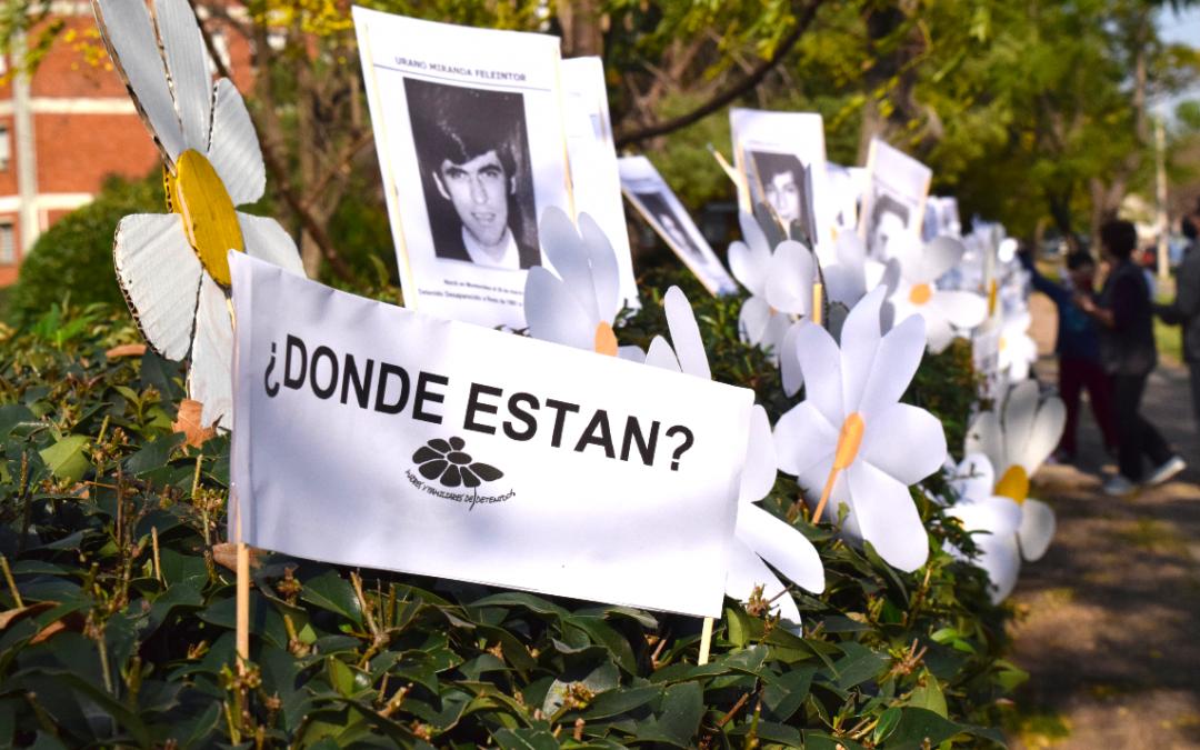 AEBU y vecinos de Buceo marcharon juntos por memoria, verdad y justicia