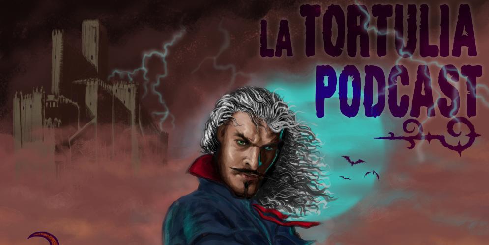 La Tortulia #194 – La leyenda negra de Drácula