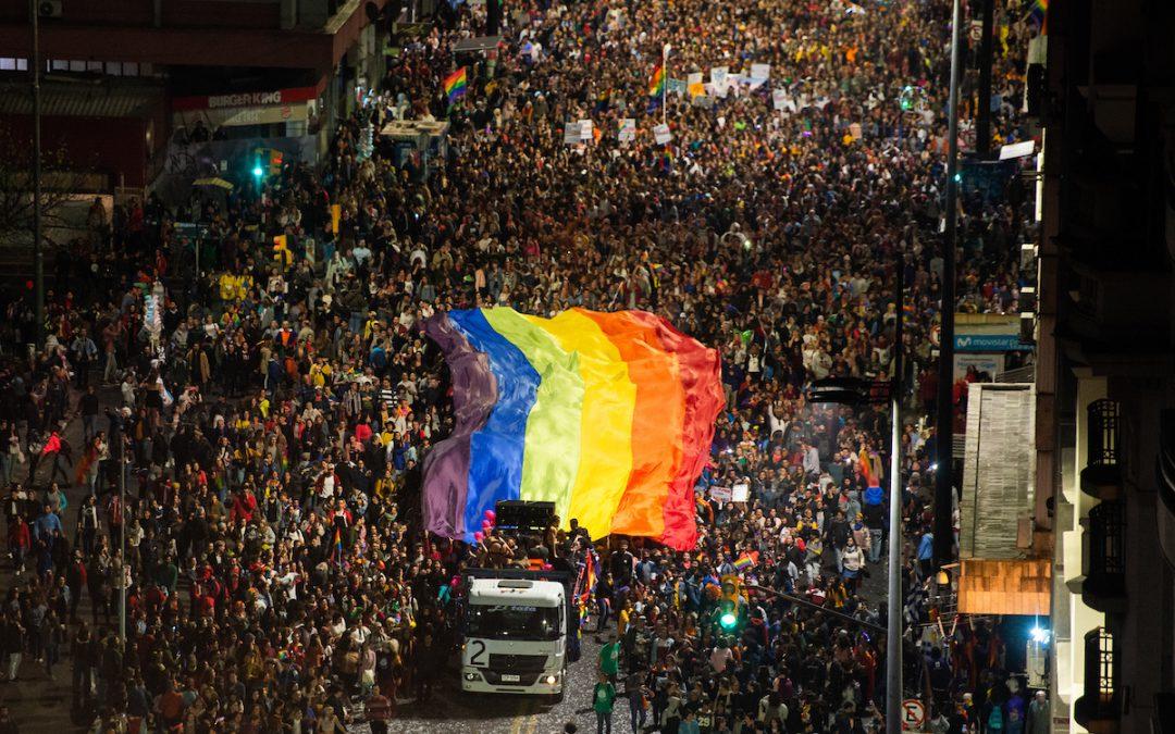 Celebrar la diversidad con el orgullo de luchar