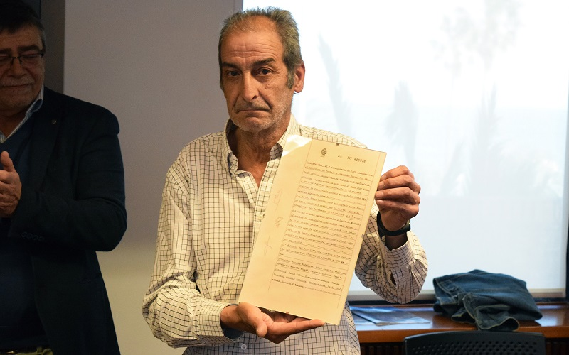 Ruben Barboza: «AEBU va a ser siempre mi casa»